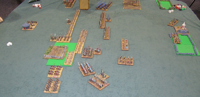 FOG ancients game at Battlecry 2012