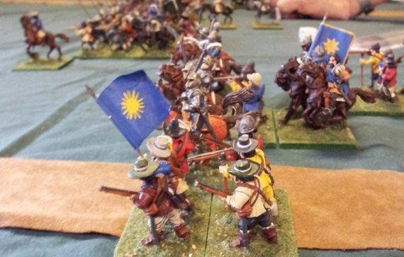DBR 25mm game