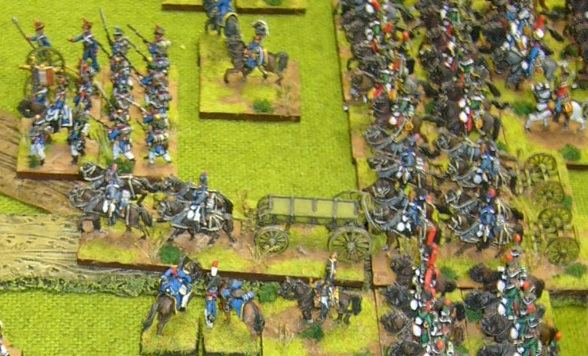 French 1812 FOGN army at Natcon 2013