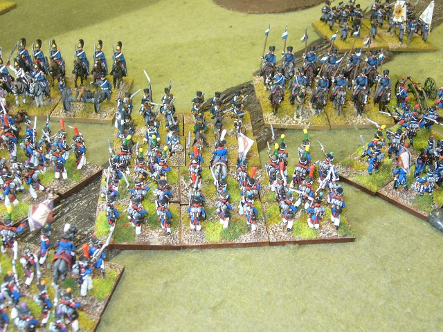 FOG-N French v Prussians