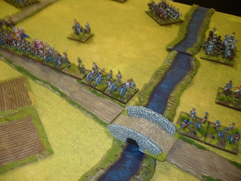FOG Napoleonics Saxons vs French