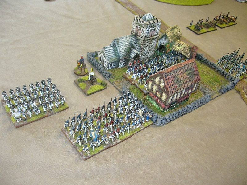 Westphalians in a 15mm FOG-N game