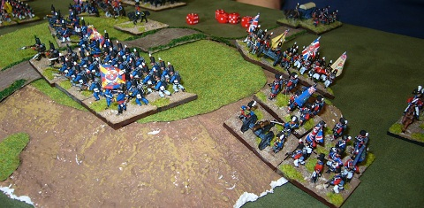 Field of Glory Napoleonics 15mm British and Portuguese