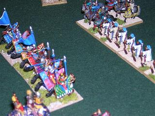 DBR Muslim Indians and Safavid Persians. 15mm Essex Miniatures.