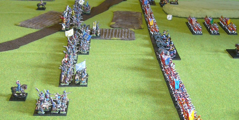 Jacobite Rebellion 1745 in 15mm scale