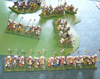 DBR 15mm Ottoman Turks from Mikes Models