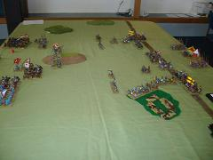 DBR 25mm Later Polish v Scandinavian Union. Click for larger image.
