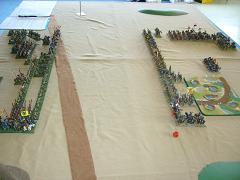 DBR 25mm Scandinavian Union v Russian Conscript. Click for larger image.