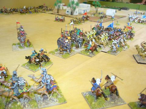 DBR 15mm Muslim Indians and Tripolitanians