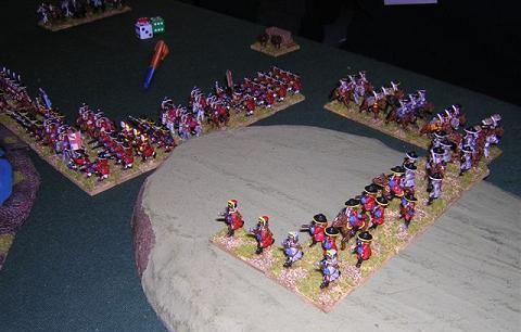 Natholeon's Williamite army